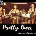 Pretty Buzz – Blues und Rock im Artenschutztheater